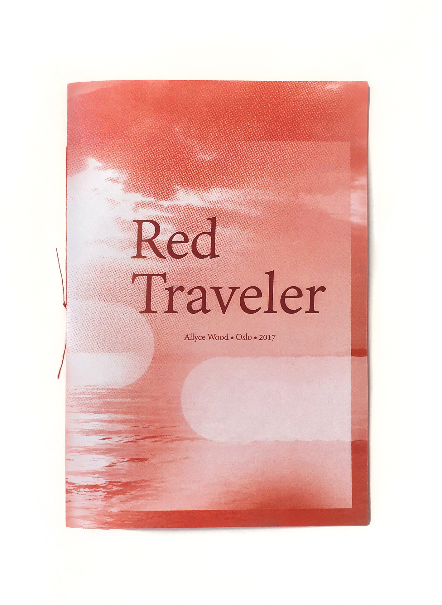 'Red Traveler', Allyce Wood